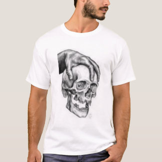 From the ashes Skull shirt