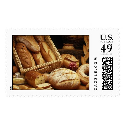 From the Bakery Postage Stamps