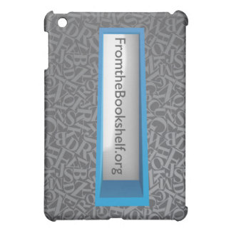 From the Bookshelf Case Savvy Matte iPad Mini Case