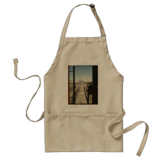 From the Caboose Adult Apron