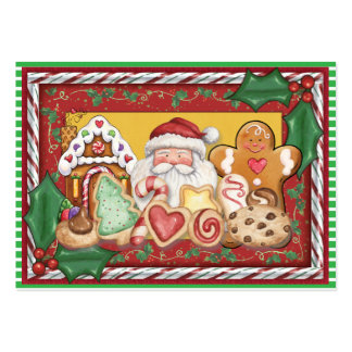 From the Christmas Kitchen - SRF Large Business Card
