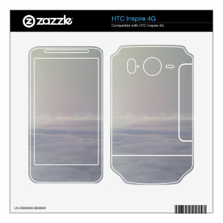 From the cloud HTC inspire 4G decals
