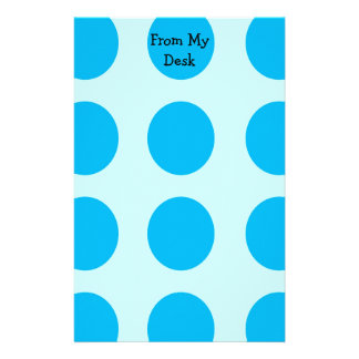 From the Desk of Dots Personalized Stationery