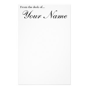 From the desk of stationery zazzle from the desk of stationery spiritdancerdesigns Images