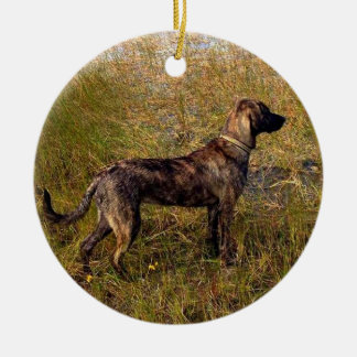 From the Dog Custom Ornament Ornament
