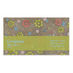 From the Earth Double-Sided Standard Business Cards (Pack Of 100)