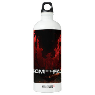 From The Fallen Band Water Bottle