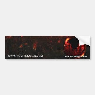 From the Fallen - Bumper Sticker