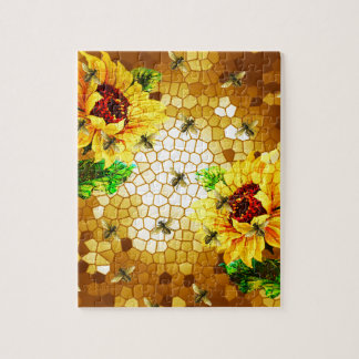 FROM THE FLOWER TO THE HIVE JIGSAW PUZZLE