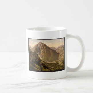 From the grange of Queen Hortense, Cauterets, Pyre Coffee Mug