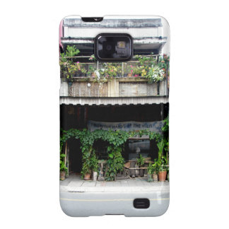 'From the hands of the hills' Samsung Galaxy SII Cover