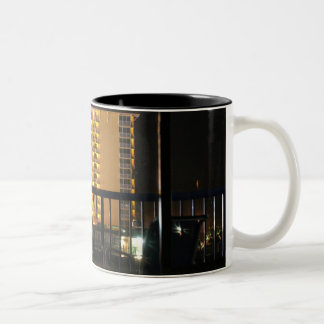 From the Inside - Vacation Two-Tone Coffee Mug