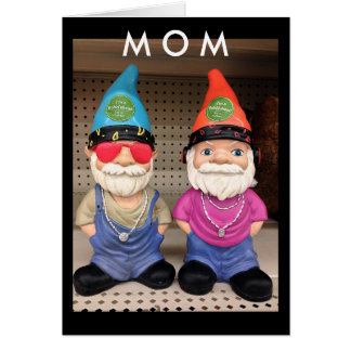 FROM THE KIDS ON MOTHER'S DAY-THANK YOU MOM GREETING CARD