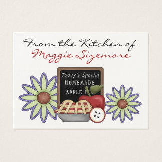 From the Kitchen - Gift Card by SRF