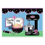 From The Kitchen Gift Enclosures by SRF Large Business Cards (Pack Of 100)