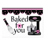 From The Kitchen Gift Enclosures by SRF Business Card