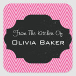 From The Kitchen Of - Baked Goodies Sticker