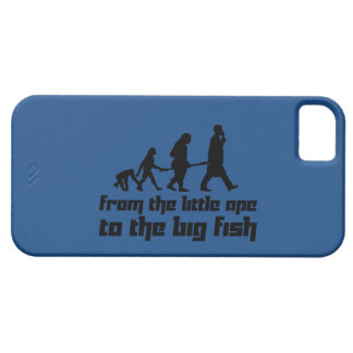 From the little ape to the big fish iPhone SE/5/5s case