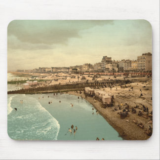 From the Pier I, Brighton, England Mousepads