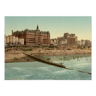 From the Pier II, Brighton, England Print