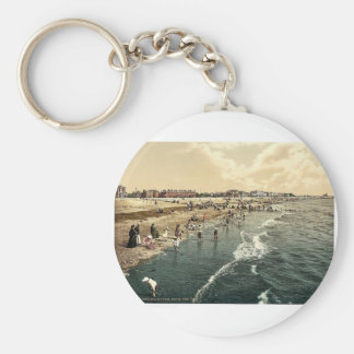 From the pier, Littlehampton, England classic Phot Key Chains