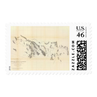 From the Pimas Villages to Fort Fillmore Postage Stamp