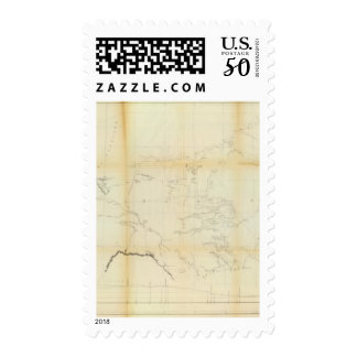 From the Red River to the Rio Grande Postage