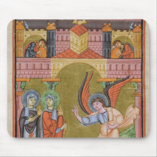 from the Reichenau School Evangeliary Mouse Pad