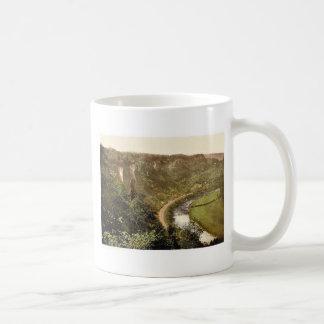 From the Rock, II., Symonds Yat, England classic P Coffee Mug