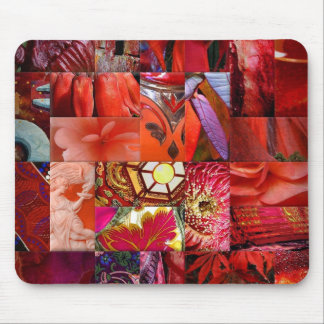 From the Ruby Patchwork Gift Range Mouse Pad