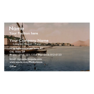 From the sea, Milan, (i.e., Naples), Italy classic Double-Sided Standard Business Cards (Pack Of 100)