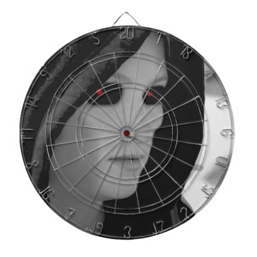From the Shadows Dartboard