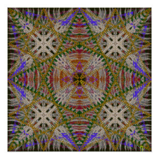 From the Some Symmetry series.. Poster