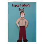 From the son you never knew you had. card