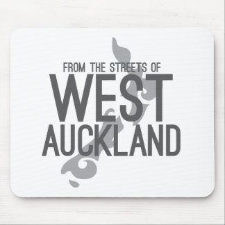 From the Streets of West Auckland Mouse Pad