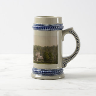 From the Tweed, Abbotsford, Scotland Beer Stein