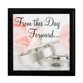 From this day forward/Proposal Keep Sake Gift Box