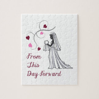 From This Day Forward Jigsaw Puzzle