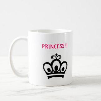 From Toad to Princess Coffee Mug