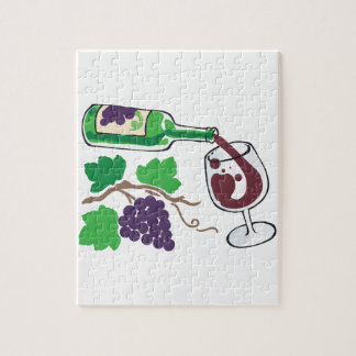FROM VINE TO WINE PUZZLE