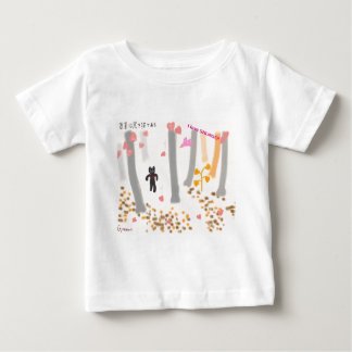 "From ""water caltrop rice field spring the omajiyu  baby T-Shirt"