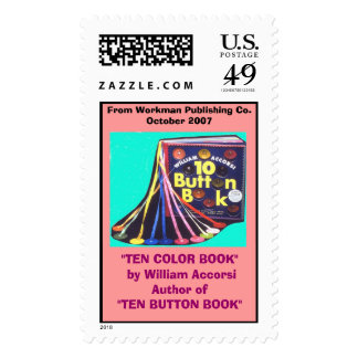 From Workman Publishing Co.October 2007, Postage Stamps