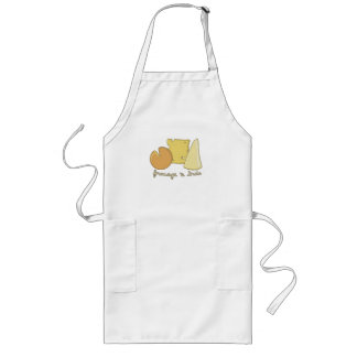 Fromage a Trois apron/smock