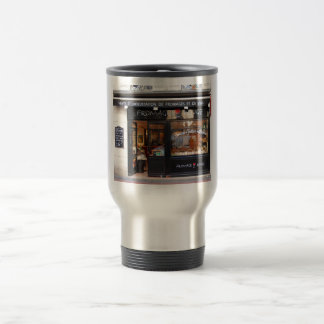 Fromage Rouge ~ Cheese and Wine Paris 15 Oz Stainless Steel Travel Mug