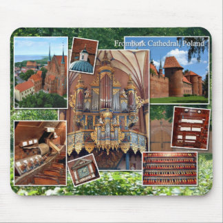 Frombork Cathedral mousepad