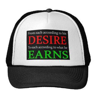 FromShirtBlack Mesh Hat
