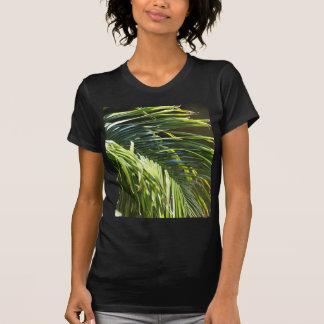 Frondas de la palmera poleras
