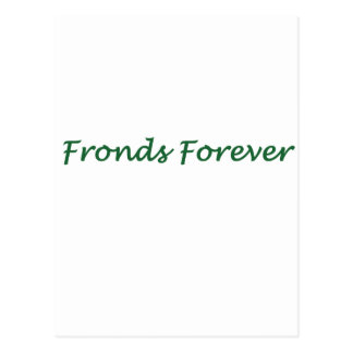 Fronds Forever Postcard