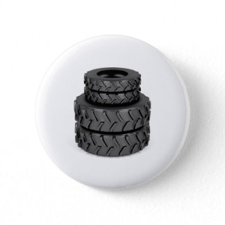 Front and rear tractor tires button