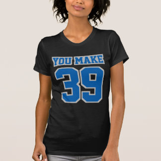Front BLACK BLUE SILVER GRAY Cotton Crewneck Women T-Shirt
